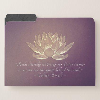 yoga meditation reiki instructor purple gold lotus file
