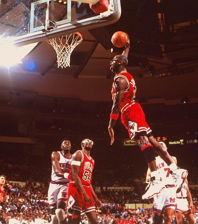 How Did Michael Jordan Change the World?