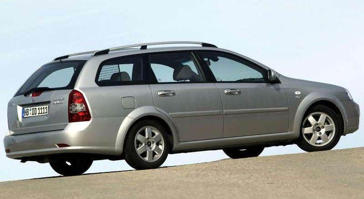 Daewoo Nubira S 16 Wagon