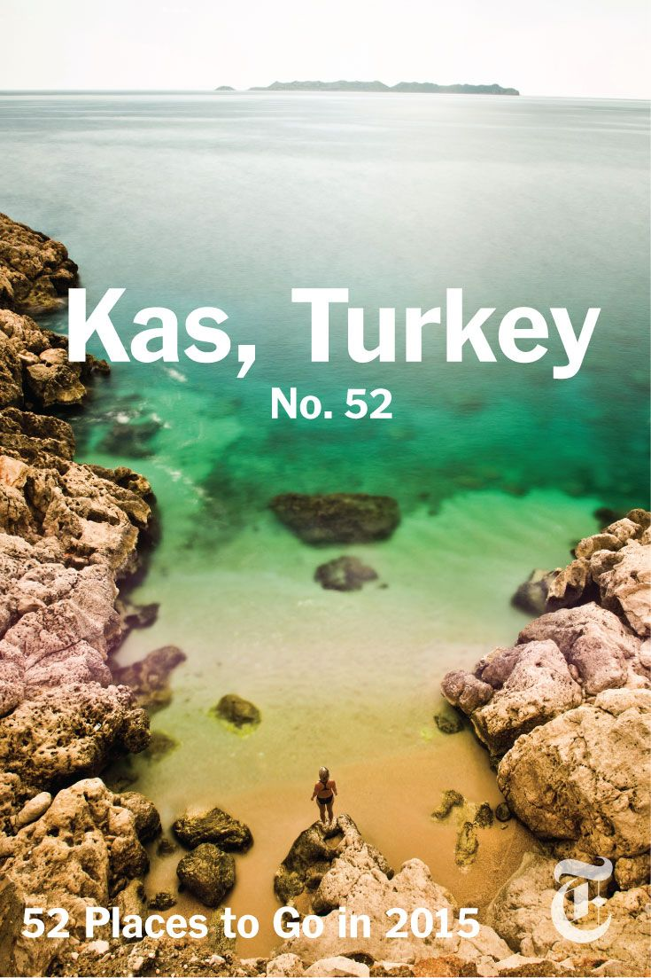 Kas, Turkey: Priced off the Greek Isles? Try southern Turkey. Click to see the full list of 52 Places to Go in 2015. (Photo: Rob Hammer/Aurora Photos)