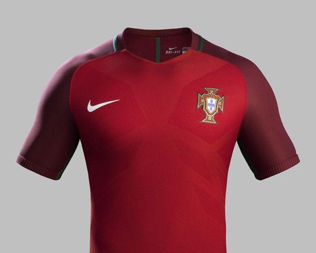Camisas de Portugal 2016-2017 Nike CR7 3