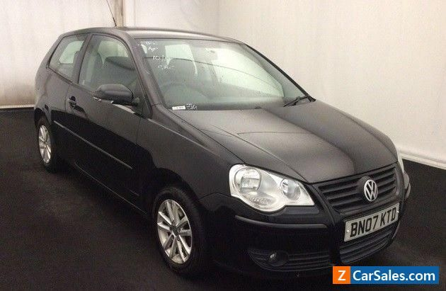 2007 VW Polo 1.4 3 Door 104k Manual A/C FSH 7 Months MOT - No Advisories #vwvolkswagen #polo #forsale #unitedkingdom