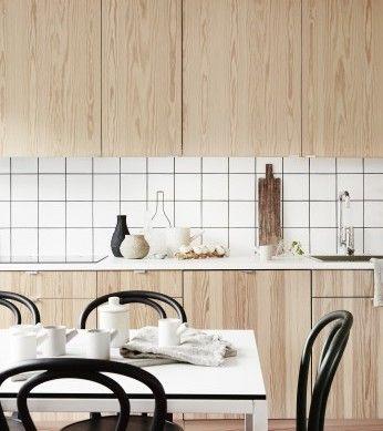 Wood kitchen - via Coco Lapine Design