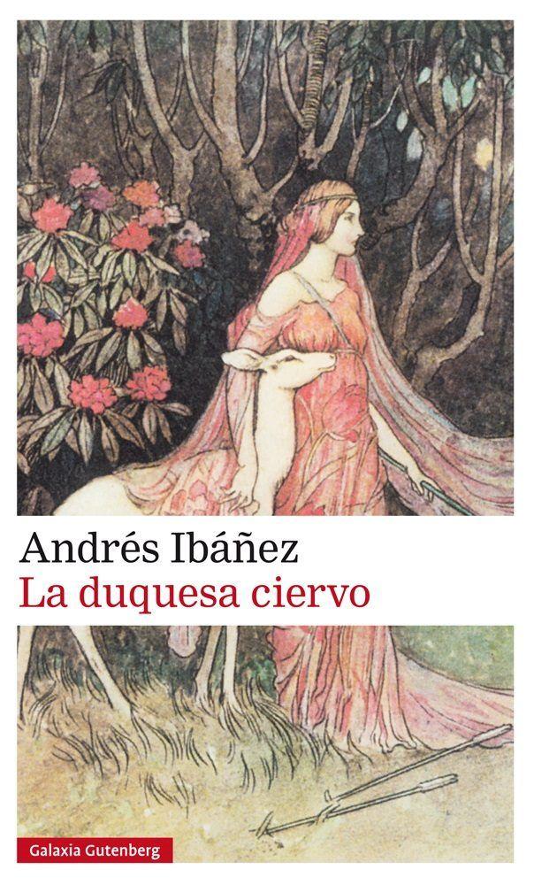 La duquesa ciervo / Andrés Ibáñez https://cataleg.ub.edu/record=b2214755~S1*cat Andrés Ibáñez se adentra con La duquesa ciervo en un mundo fantástico y medieval para contarnos la historia de Hjalmar, aprendiz de mago, y de su encuentro con la fascinante duquesa ciervo.