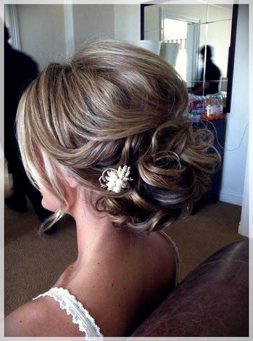 Party Hairstyles 2019 Trends And Photosshort And Curly Haircuts Short Hairstyles Fine Short Hair Updo Updos For Medium Length Hair