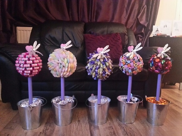 Sweetie Trees made by Victoria Tymz