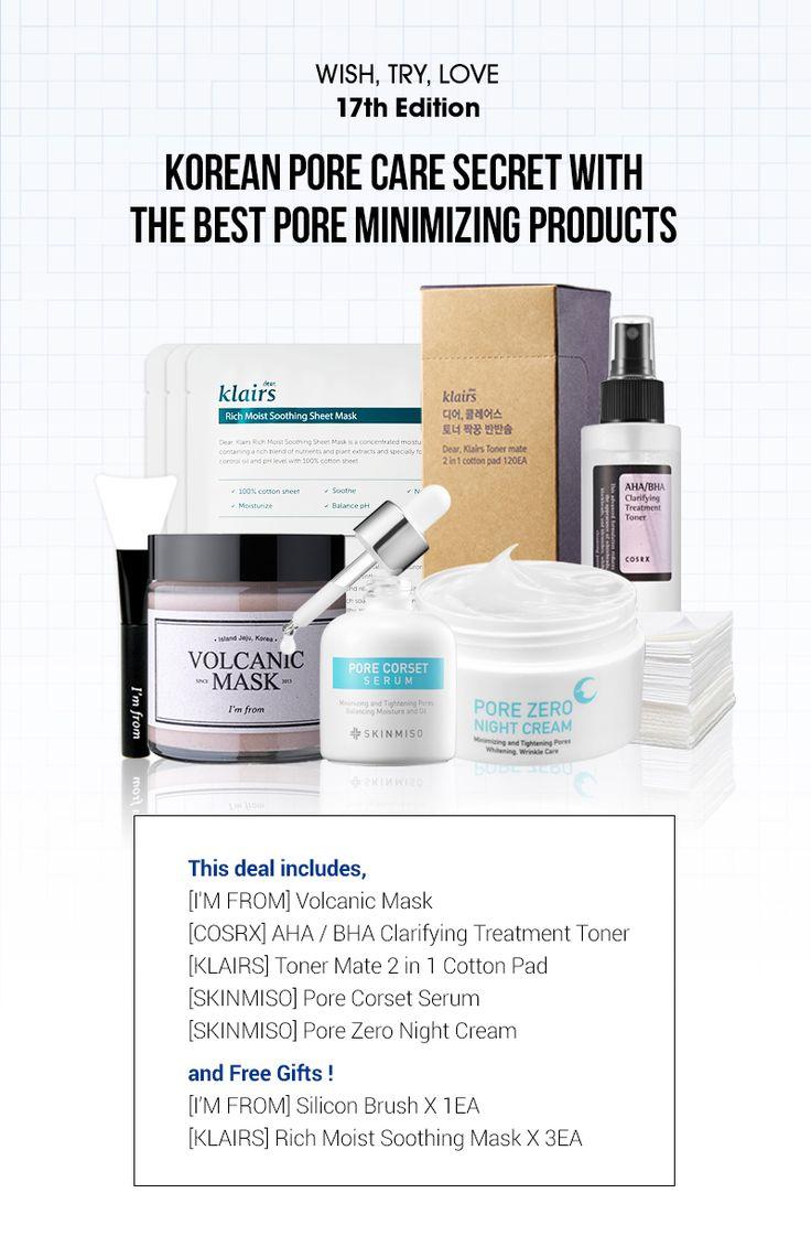 WISHTREND GLAM - http://www.wishtrendglam.com/how-to-make-pores-smaller/