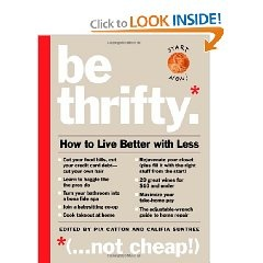 it's ok to be thrifty