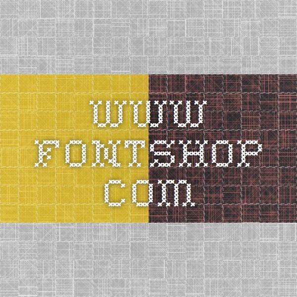 www.fontshop.com