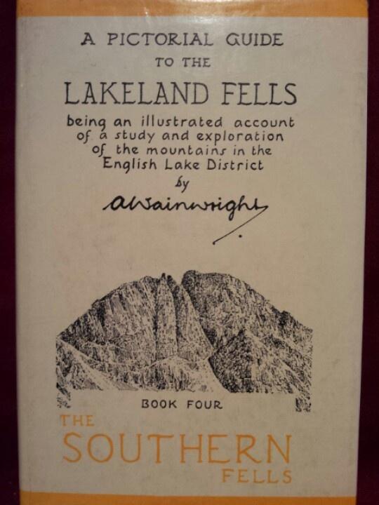 lake district walking guide books