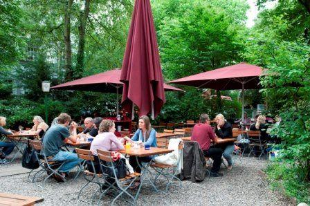 Cafe Strauss - Wiesenstraße/Eichenstraße - Hamburg
