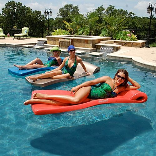 TRC Recreation Ultra Sunsation Foam Pool Float - Swimming Pool Floats at Hayneedle