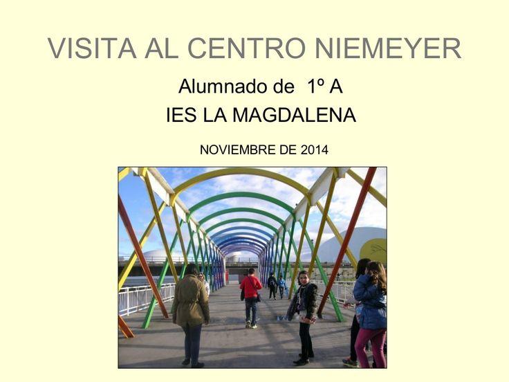 Visita del IES La Magdalena