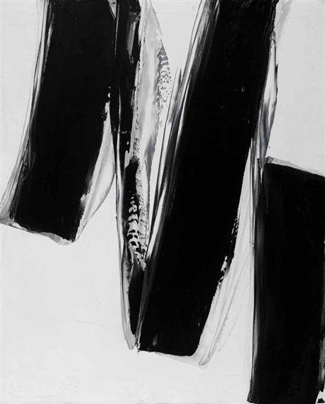 Paul-Émile Borduas | Sans titre | 1959 | Oil on canvas