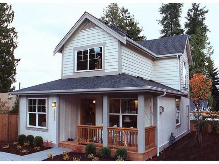 How To Choose Small Cottage House Plans Unique House Plans Bungalow House Plans Narrow Lot House Plans