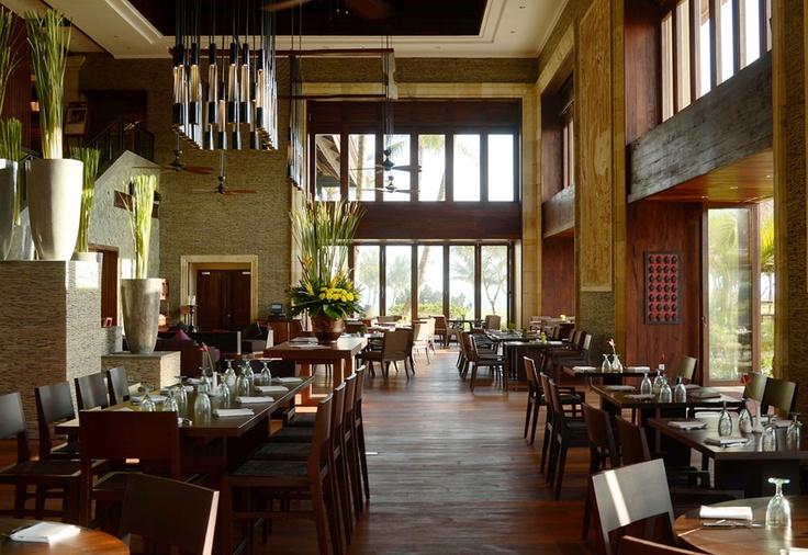 Merica Restaurant   Pan Pacific Nirwana Bali Resort   Tanah Lot - Bali, Indonesia