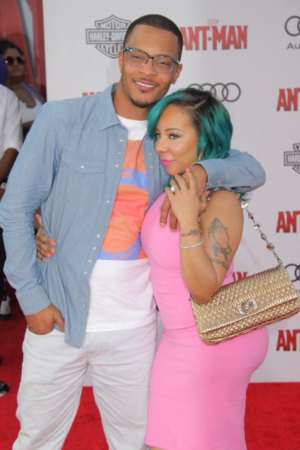 T.I's wife Tiny is showi  From Olympicsonline2016