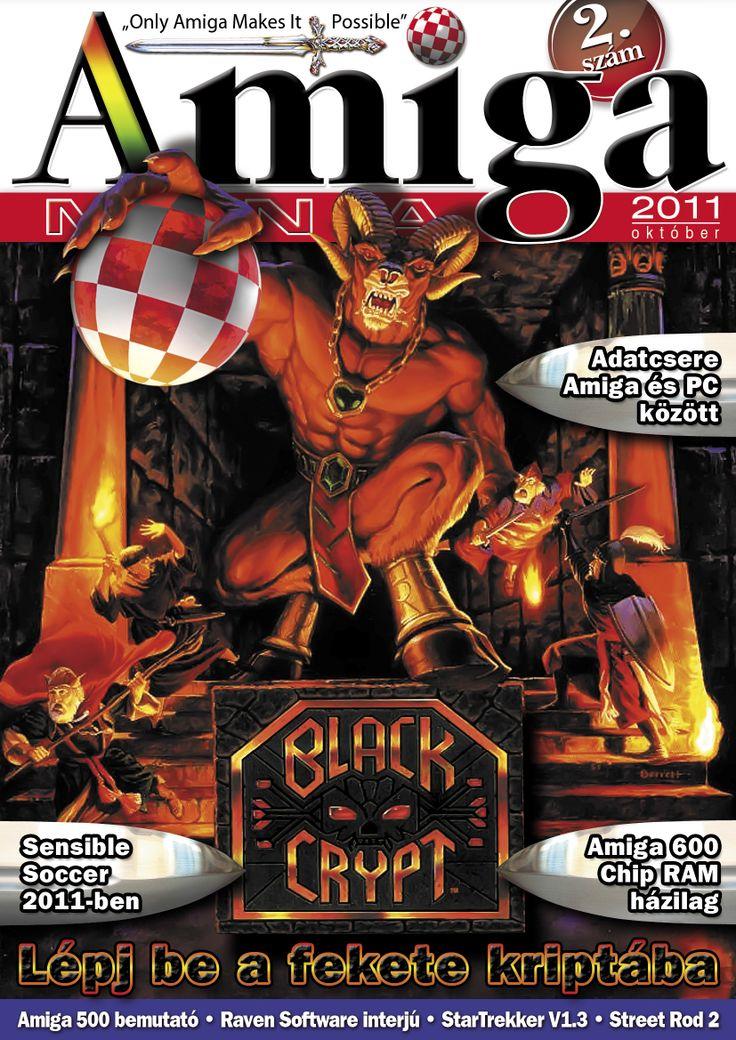 Amiga Mania Magazin 002