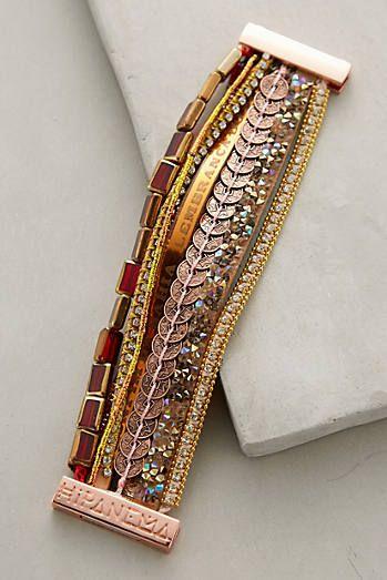 Etesian Layered Bracelet