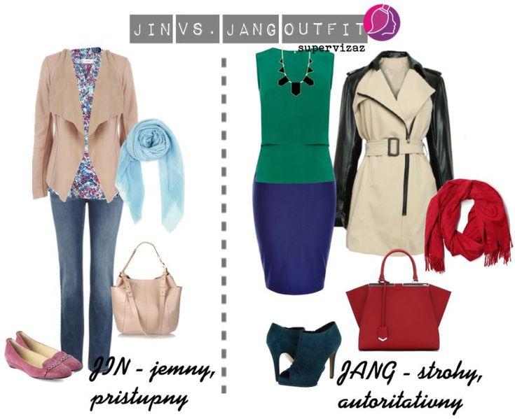 Jin jang outfit