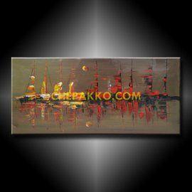 NAVI ASTRATTE  #Arreda con #arte e  #decora con #stile #case #hotel #uffici scegli #dipinti a mano #olio su #tele quadri a #led #quadrifamosi Per informazioni visita il sito o scrivi a info@chepakko.com