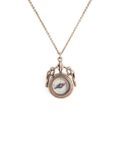 The Found Us Necklace by JewelMint.com, $29.99