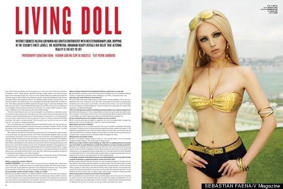 Valeria Lukyanova, Real-Life Barbie, Blasts Justin Jedlica, ReaL-Life Ken, After First Meeting  http://www.huffingtonpost.com/2013/01/29/valeria-lukyanova-real-life-barbie-justin-jedlica-real-life-ken_n_2575786.html?utm_hp_ref=weird-news