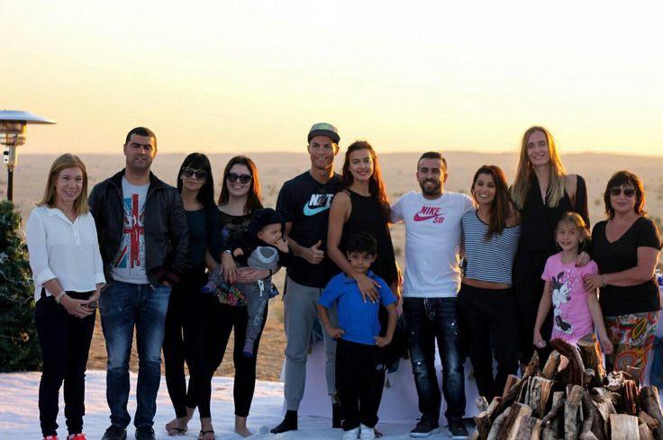 Family love cristiano ronaldo and irina shayk