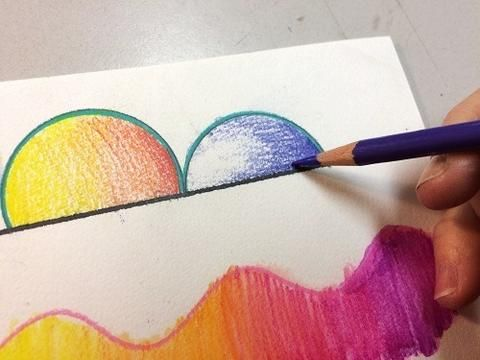 Working with watercolor pencils is like no other medium. These unique tools have the ability to both draw and paint with vivid colors in a way that just isn't p