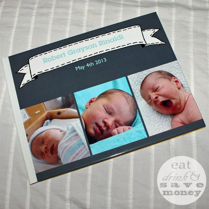 shutterfly baby book