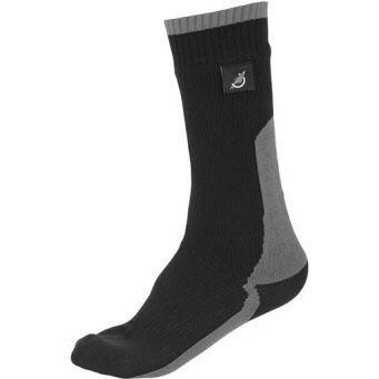 Sealskinz - Thin Mid Calf Socks Åndbar vind- og vandtæt Merino guf ;)
