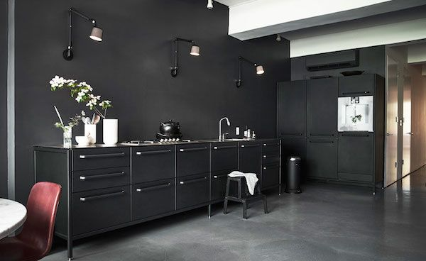 Vipp Keuken Showroom : KITCHEN op Pinterest – Zwarte Keukens, Industrieel en Keukens