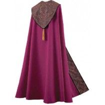 Harvest Purple Clergy Cope