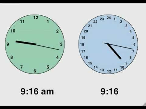 25+ best ideas about 24 Hour Clock on Pinterest