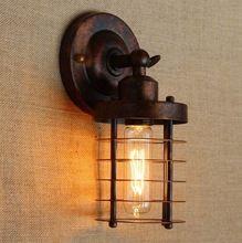 30.79€ Style Loft Edison applique murale Vintage mur lampe pour la maison Antique mur industrielle fer lumière intérieure éclairage Lampara Pared(China (Mainland))