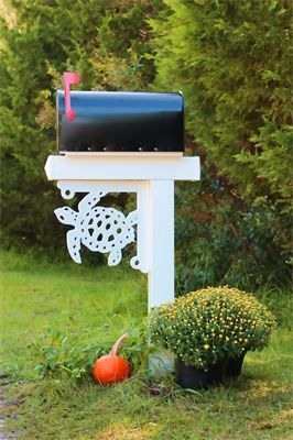 Yes must have this one! © Sea Turtle PVC Bracket : Top Quality UV Inhibited PVC 16x17 Great for porch renovations, beach home improvement, exterior home renovation, kitchen decorative brackets, interior privacy shutters, mailbox brackets and more.
