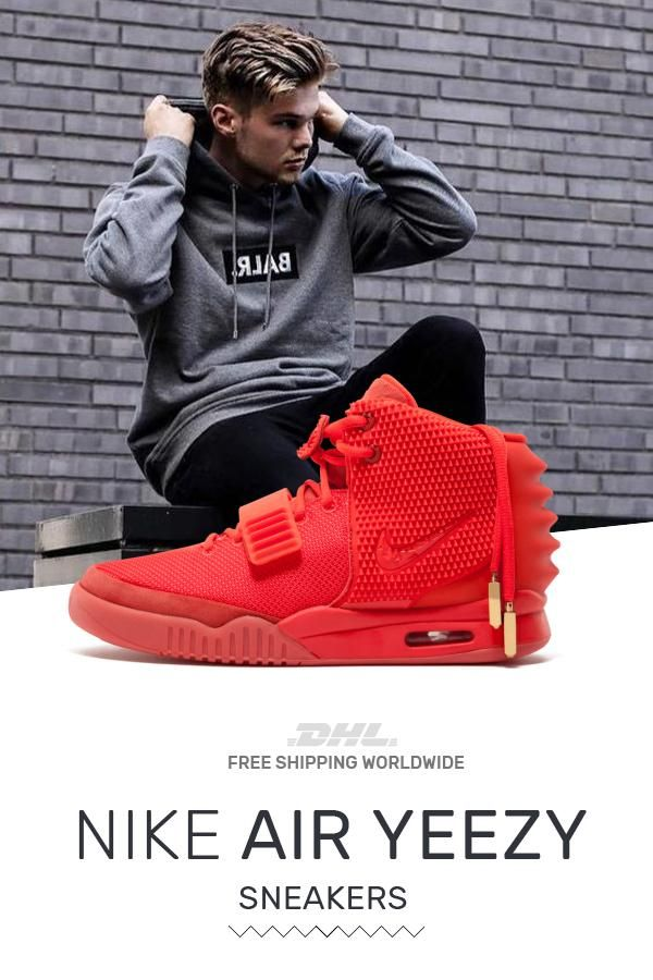 Nike Air Yeezy PS Red October