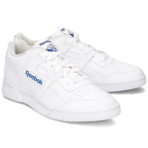 REEBOK CLASSIC - Reebok Workout Plus - Sneakersy Męskie - 2759