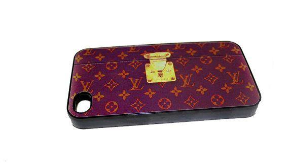 Louis Vuitton iphone5 case train case iphone case by CaseShoppe, $15.99