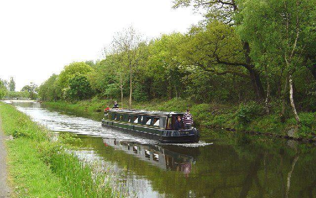 Forth Clyde Canal Bonnybridge Larbert Savour the taste of stunning Scotland through the Lochs and Glens