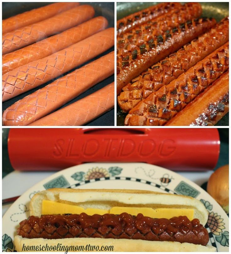 Whether At Home Or Over The Campfire SLOTDOG Takes Your Hot Dogs To The Next Level! | Homeschooling Mom 4 Two
