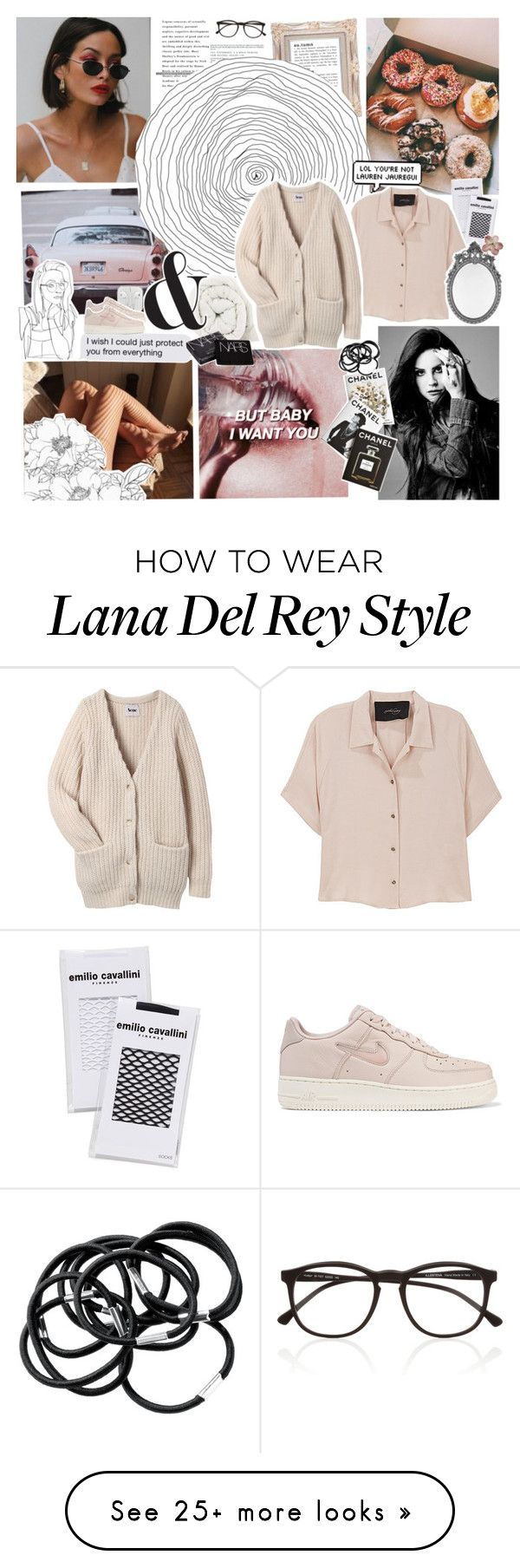 """""""won't you say these are the best of our days"""" by h-eartstrings on Polyvore featuring Emilio Cavallini, Rachel Comey, Acne Studios, Illesteva, NIKE, NARS Cosmetics, Assouline Publishing, H&M, living room and marias5k"""
