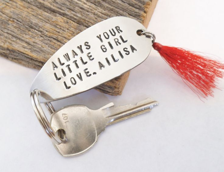Always Your Little Girl Keychain Wedding Gift for Dad Fishing Lure Keyring Father of the Bride Gift Fathers Day from Daughter Christmas Gift