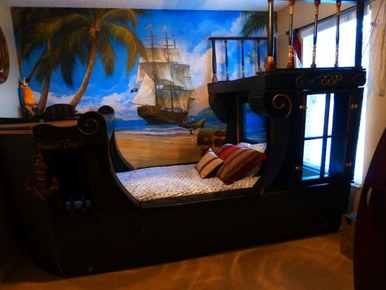 1000 Images About Pirate Kids Themed Room On Pinterest Villas Vacation Rentals And Pools