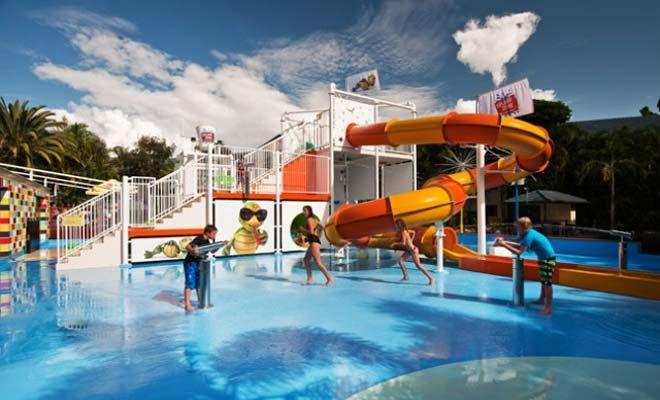 2. Turtle Beach Resort Holidays with Kids Top 10 Family Resorts Australia - over 4 stars