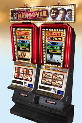 Film slot machine