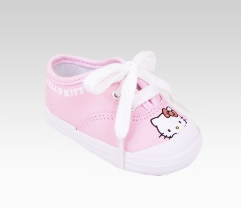 Hello Kitty + Keds = cutest shoe for baby