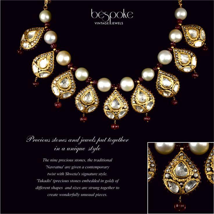 """Evoluzione showcases """"Bespoke Vintage Jewels"""" by Shweta & Nitesh Gupta03"""