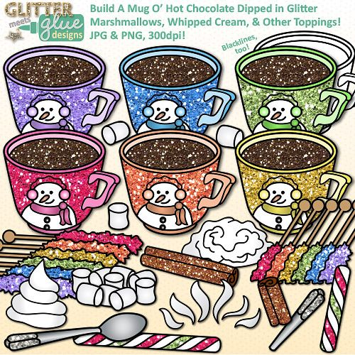 51 best images about HOT CHOCOLATE AND COFFEE CLIPART on ...