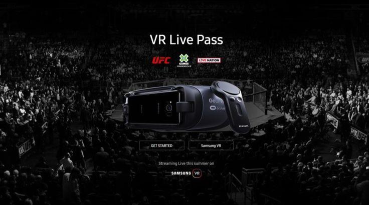 Samsung VR zaprasza na darmowe streamingi VR.   #Gry #Live #Samsung VR